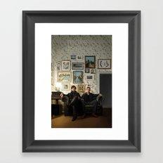 Make Believe Framed Art Print