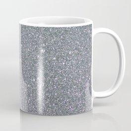 Two Toned Glitter Coffee Mug