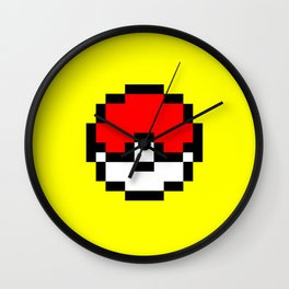 Poke Go Wall Clock