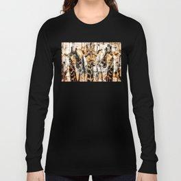 Giraffes Long Sleeve T-shirt