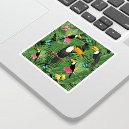Toucan tropic Sticker