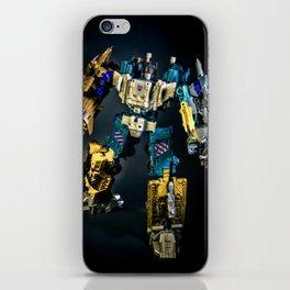 Bruticus Destroy! iPhone Skin