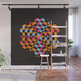 DoubleDutch Mural 2016 Wall Mural