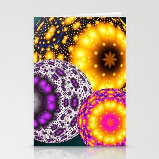 Balls! Stationery Cards