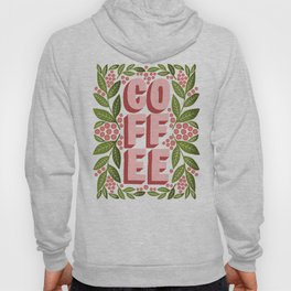 coffee cherries Hoody
