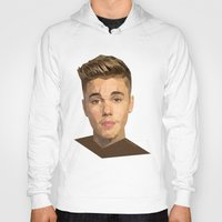 justin timberlake Hoodies featuring Justin by Maxx Hendriks