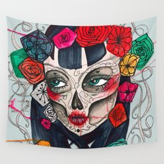 Mexican SK Wall Tapestry