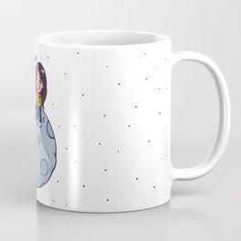 Mom & Daughter Coffee Mug