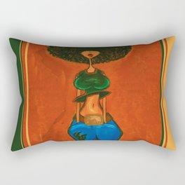 AfroCentric Rectangular Pillow