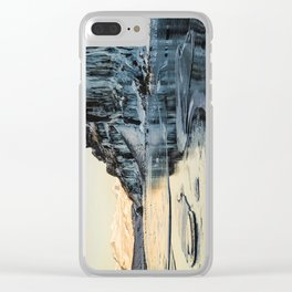 Snaefellsnes peninsula in winter, Iceland Clear iPhone Case