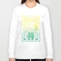 fifth harmony Long Sleeve T-shirts featuring Harmony by Shirley Jackson