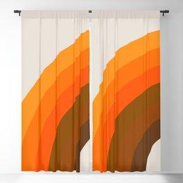 Golden Bow Blackout Curtain