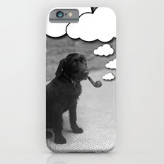 Pipe Puffing Dog Slim Case iPhone 6s