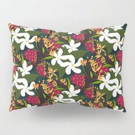 Backyard Butterfly Garden Pillow Sham