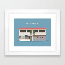 Dakota Crescent, Singapore [Building Singapore] Framed Art Print