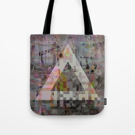 FADING IDENTIFICATION Tote Bag