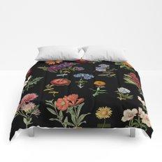 Vertical Garden IV Comforters