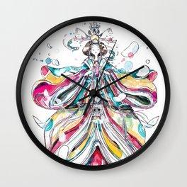 Ningyo Wall Clock