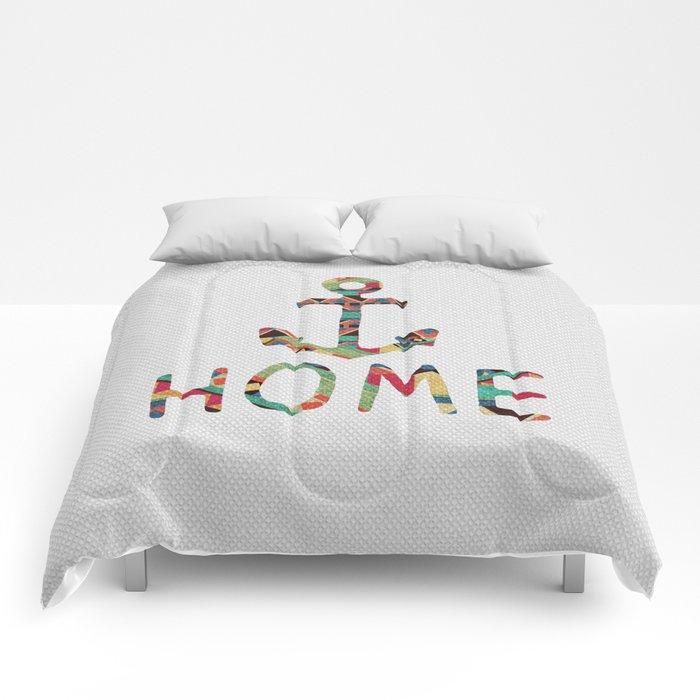 you make me home Comforters