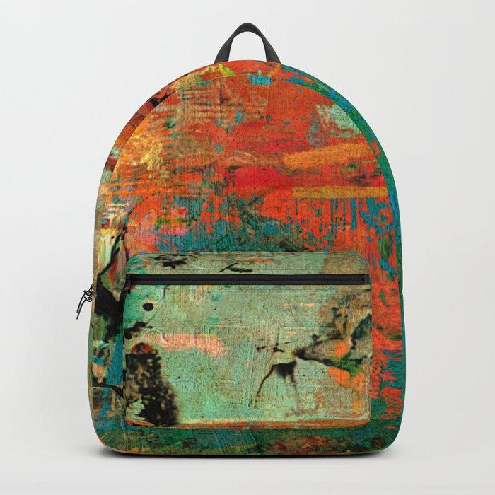Trojan Horse (new version) Backpack