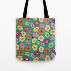 BP 13 Flowers Tote Bag