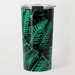 Mint Bracken Travel Mug