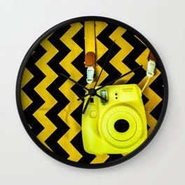 Instant Happiness Wall Clock