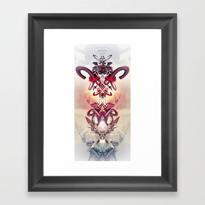 Harbinger of Hope Framed Art Print