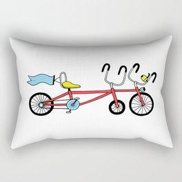 BICYCLE #1 Rectangular Pillow