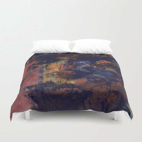 Future's Soldiers 4 Duvet Cover