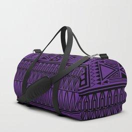 The Gathering (Purple) Duffle Bag