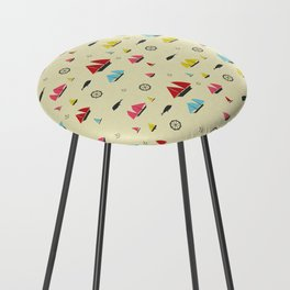 Boats Counter Stool