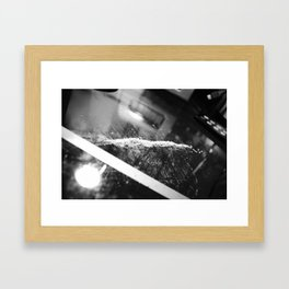 Nasal Inflammation Framed Art Print