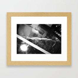 Nasal Inflammation Framed Art Print