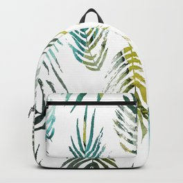 Tropic of Conversation Botanical Print Backpack