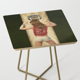VINTAGE GIRLS - Footnall Side Table