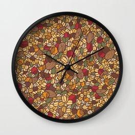 Muesli Wall Clock