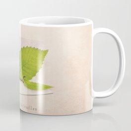 The leave cutter Coffee Mug