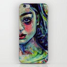Tosca, Rainbow Child iPhone Skin