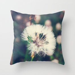 Lazy Summer Throw Pillow