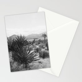The Place to be in Joshua Tree Stationery Cards