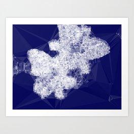 lily graphics Art Print