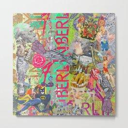 Berlin - Extended Remix - 2022 Metal Print