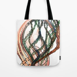 worm wrangler Tote Bag