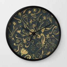 dd Wall Clock