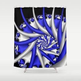 fortified -2- Shower Curtain