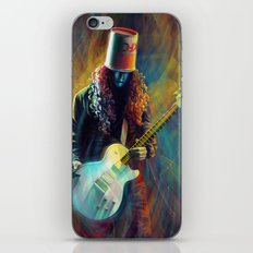 Buckethead iPhone & iPod Skin