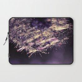 Dandelion Purple III Laptop Sleeve