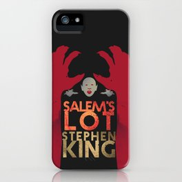 Salem's Lot iPhone Case
