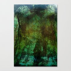 Just a Little Rust Canvas Print